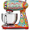 Robot pâtissier Smeg SMF03DGEU Dolce Gabbana