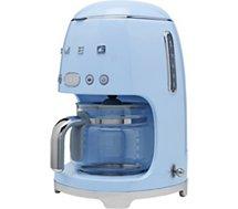 Cafetière filtre Smeg  DCF01PBEU Bleu Azur