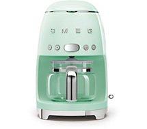 Cafetière filtre Smeg DCF01PGEU Vert d'eau