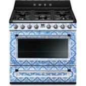 Piano de cuisson gaz Smeg TR90DGM9 Dolce Gabbana