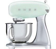 Robot pâtissier Smeg  SMF02PGEU vert d'eau