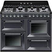Piano de cuisson mixte Smeg TR4110GR