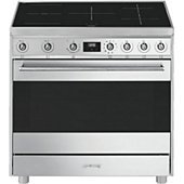 Piano de cuisson induction Smeg C9CIMX9-1