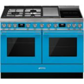 Piano de cuisson mixte Smeg CPF120IGMPT