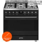 Piano de cuisson mixte Smeg C95GMCA9-1