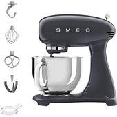 Robot pâtissier Smeg SMF03GREU Gris