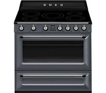 Piano de cuisson induction Smeg  TR90IGR