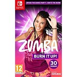Jeu Switch 505 Games Zumba Burn It Up