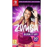 Jeu Switch 505 Games  Zumba Burn It Up