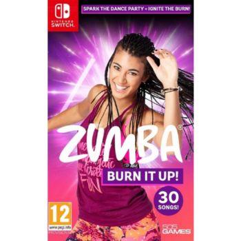 505 Games Zumba Burn It Up