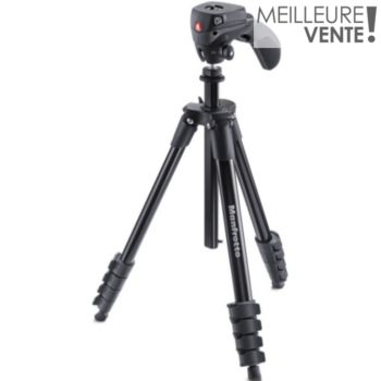Manfrotto Compact Action noir