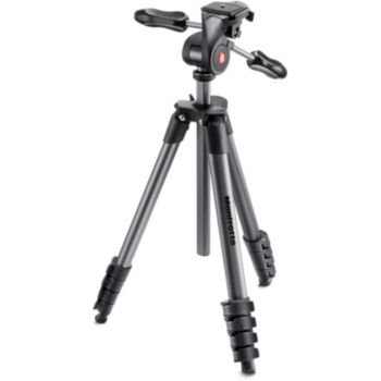 Manfrotto Compact Advanced 3D noir