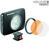 Torche Manfrotto 3 LED 220 lumens Lumie Play