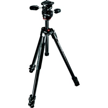 Manfrotto 290 XTra + Rotule 3D MH804-3W