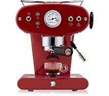 Machine à expresso Illy 60163 X1 café moulu couleur Marsala