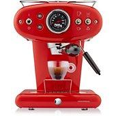 Machine à expresso Illy X1 Iperespresso Rouge