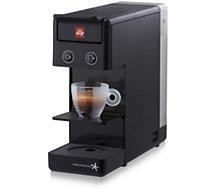 Cafetière à dosette Illy  Y3.2 Noire Expresso & Coffee