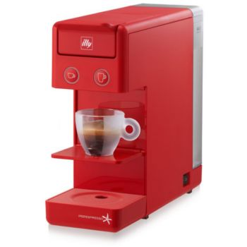 Illy Y3.2 Rouge Expresso & Coffee