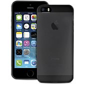 Coque Puro iPhone 5S/SE Ultra Slim noir