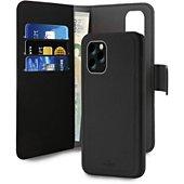 Etui Puro iPhone 11 Pro Magnétique noir