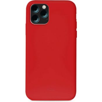 Puro iPhone 11 Silicone rouge