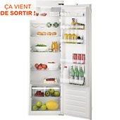 Réfrigérateur 1 porte encastrable Hotpoint SB18011