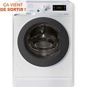 Lave linge séchant hublot Indesit BDE961483XWKFRN