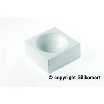 Silikomart demi sphere diam 16 cm H 8 cm
