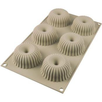 Silikomart silicone 3D 6 mini-raggio - Siliko
