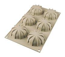 Moule à gâteau fantaisie Silikomart  silicone 3D 3 mini-goccia - Siliko