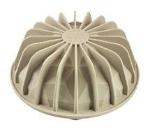 Moule à gâteau fantaisie Silikomart  silicone 3D Gemma - Silikomart