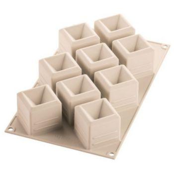 Silikomart Moule silicone 3D Mosaico - Silikomart