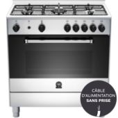 Piano de cuisson gaz Bertazzoni Germania AM85C71DX