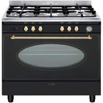 Glem gu960cmr piano de cuisson boulanger - Piano en cuisine ...