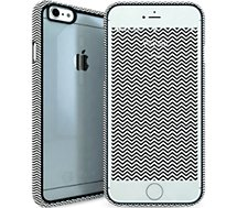 Coque Ipaint iPhone 6 Waves transparente