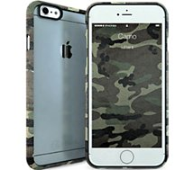 Coque Ipaint iPhone 6 Camo transparente