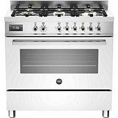 Piano de cuisson gaz Bertazzoni PRO 90 6 MFE S BI T