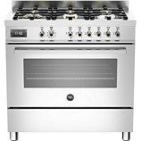 Piano de cuisson gaz Bertazzoni  PRO 90 6 MFE S X T