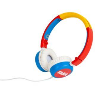 Faba Headphones WD Rouge