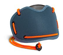 Aide respiration Banale  Bleu et orange avec filtre