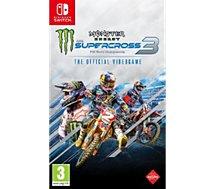 Jeu Switch Namco  Monster Energy Supercross 3