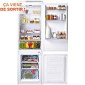 Réfrigérateur combiné encastrable Candy CKBBS 100/1