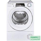 Sèche linge pompe à chaleur Candy RO4 H7A2TCEX-S SLIM