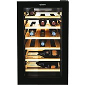 Cave à vin de service Candy CWCEL 210/N Divino