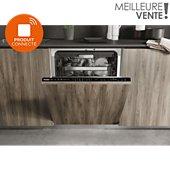 Lave vaisselle tout encastrable Haier XIB6B2D3FB