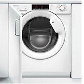 Lave linge séchant hublot encastrable Rosieres OBDS495TWMCE/47