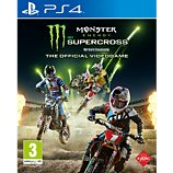 Jeu PS4 Bigben  Monster Energy Supercross