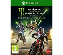 Jeu Xbox One Bigben  Monster Energy Supercross
