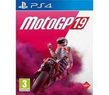 Jeu PS4 Namco  Moto GP 19