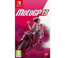 Jeu Switch Namco Moto GP 19